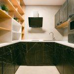 Nová kuchynská linka do 1-izbového bytu - Bratislava - Tehelné pole